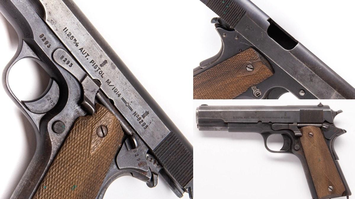 Kongsberg Colt 8293 1925