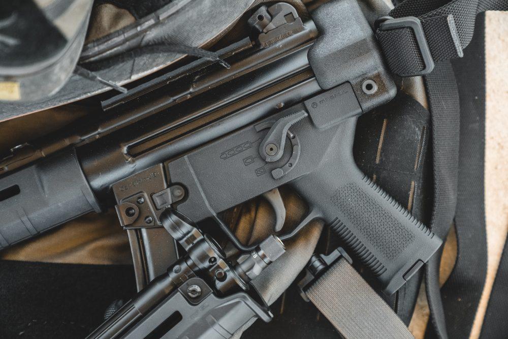 Magpul MP5 HK
