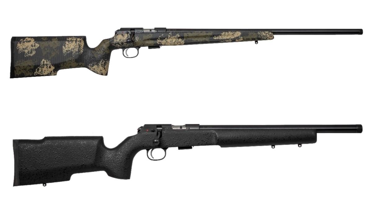 Varmint, Suppressor-Ready Expansions to CZ 457 22LR Rifle Line