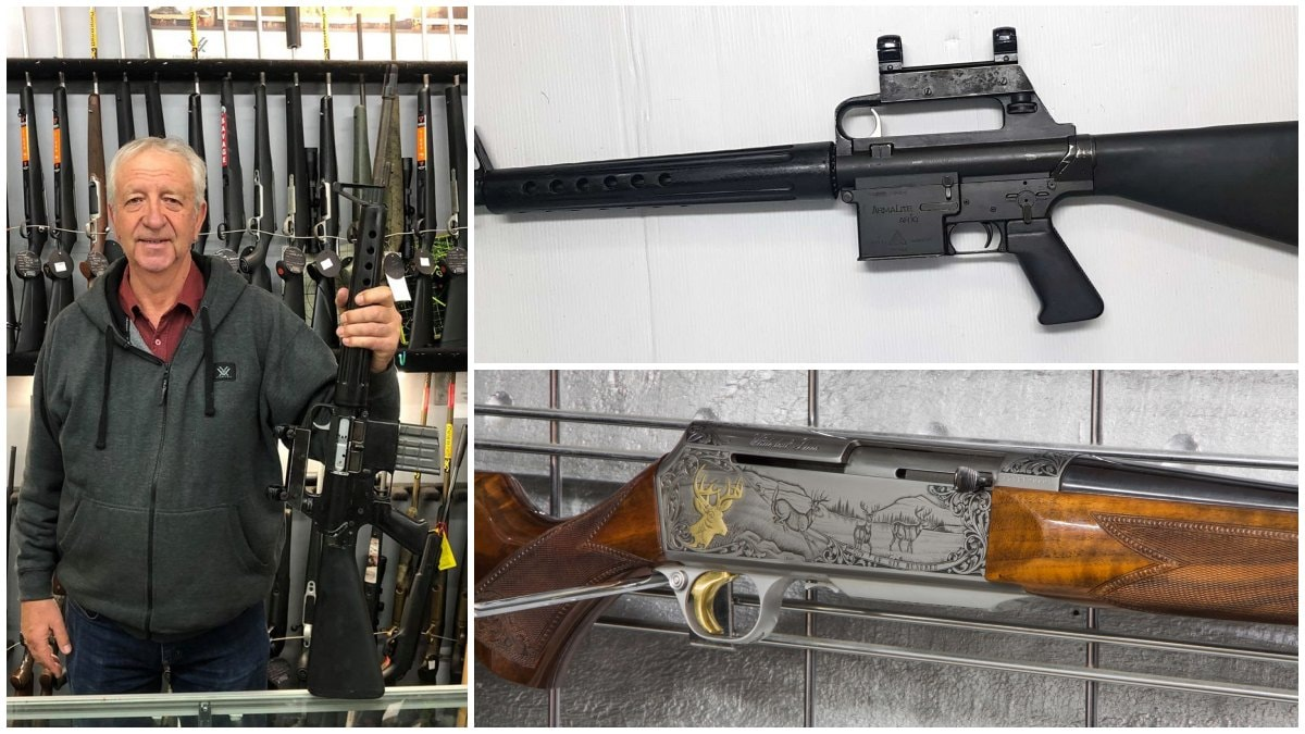New Zealand Gun Shops Forced to Send Rare Rifles to Scrappers