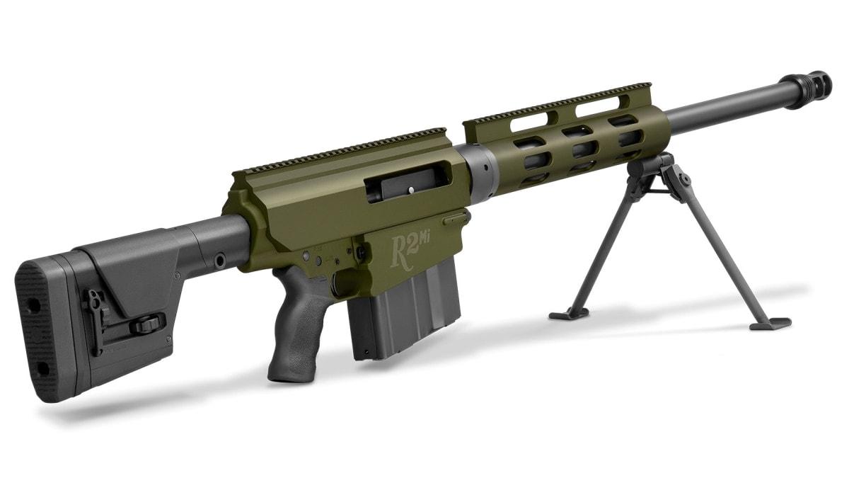 Remington R2Mi .50 Caliber Bolt Action Rifle