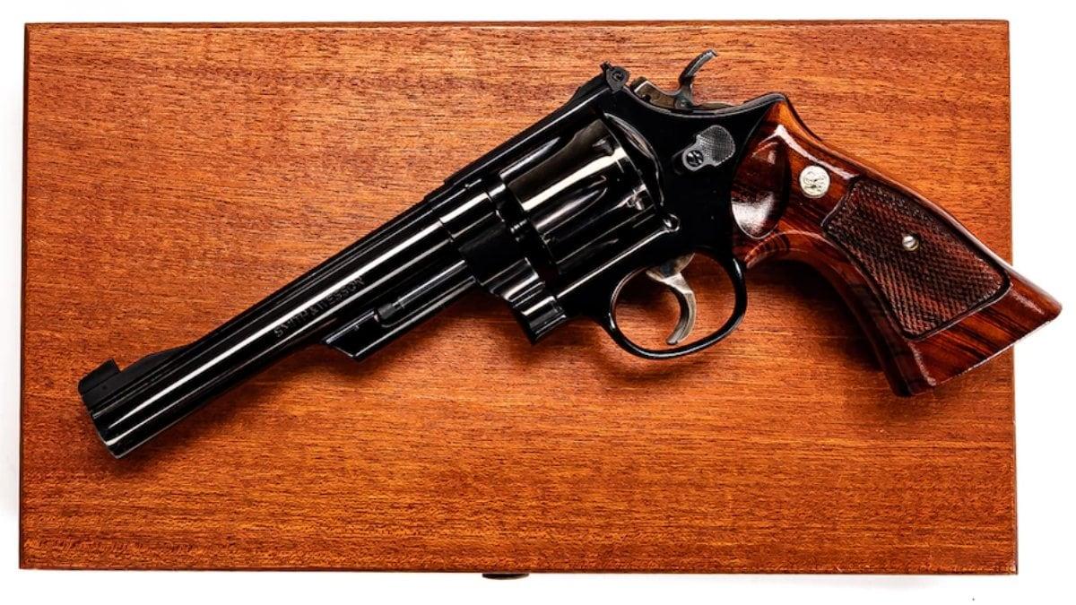 Smith & Wesson Model 25 .45 Wheelgun Extraordinaire