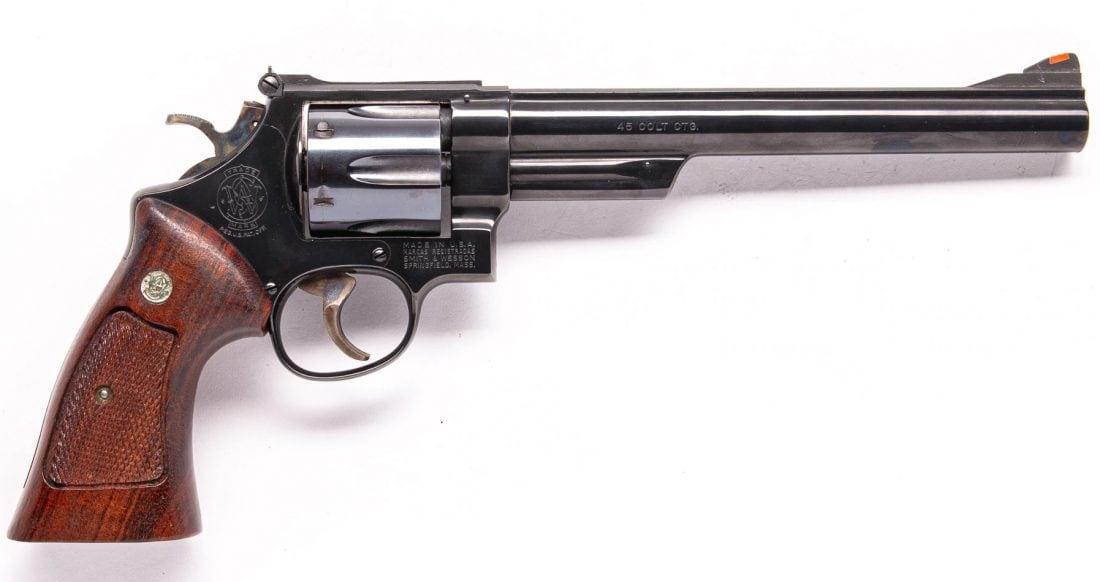 Smith Wesson Model 25-5 8.375 inch barrel