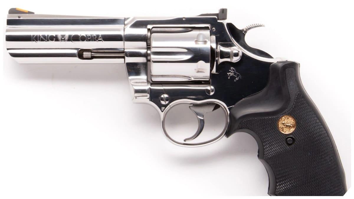 Snake Gun Profile: The Colt King Cobra .357 Magnum