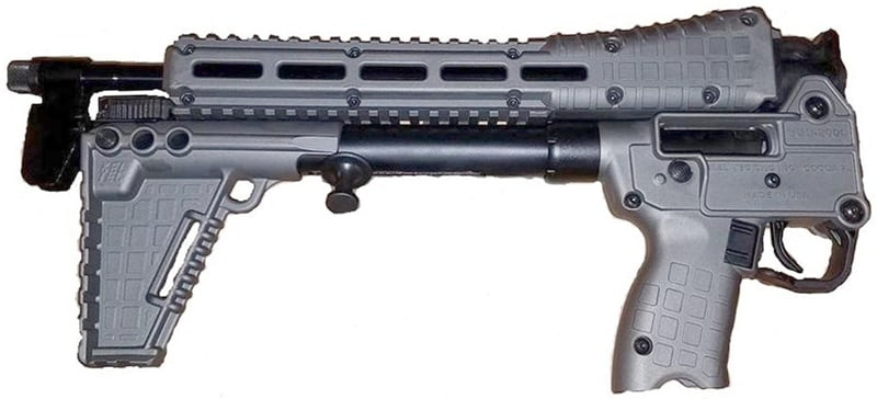 The Kel-Tec SUB-2000 is a Handy, Reliable and Inexpensive Carbine