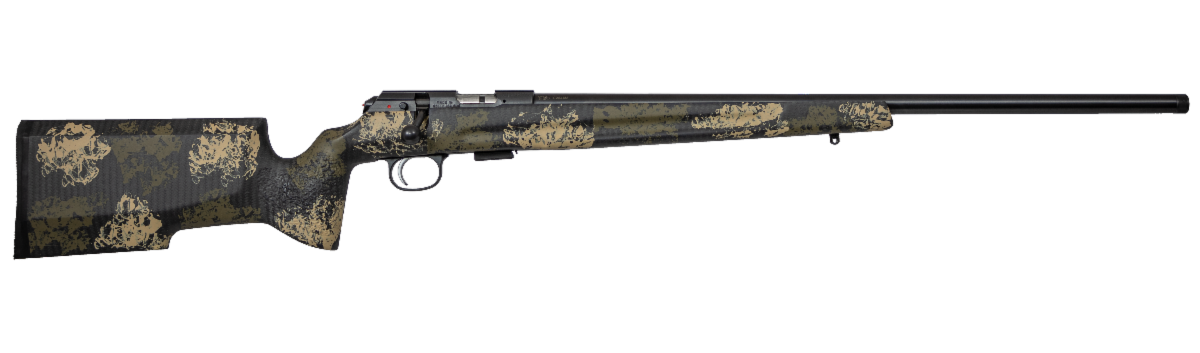 The CZ 457 Varmint Precision Trainer SR