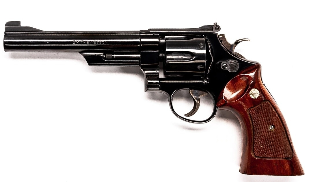 early Smith & Wesson Model 25-2 45ACP 6.5