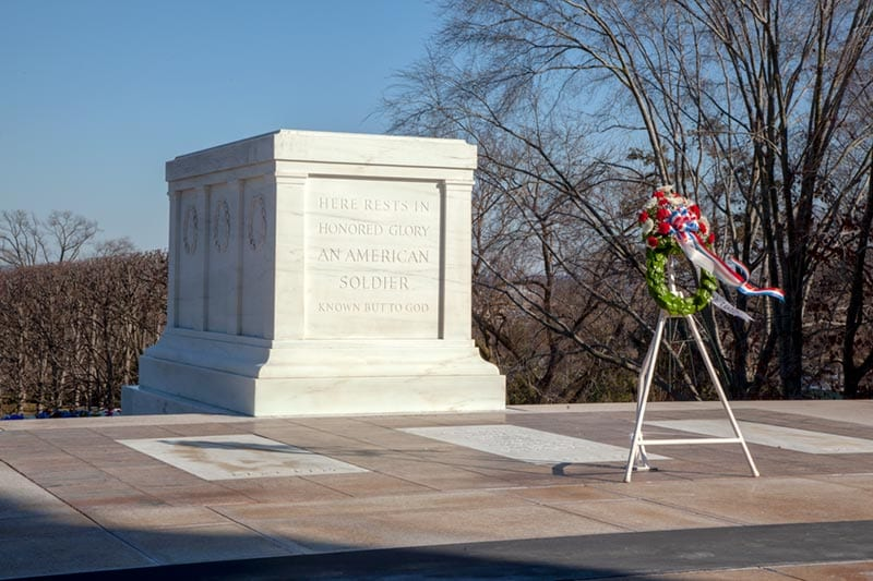 A Salute to America's Heroes, Revisiting Arlington Cemetery