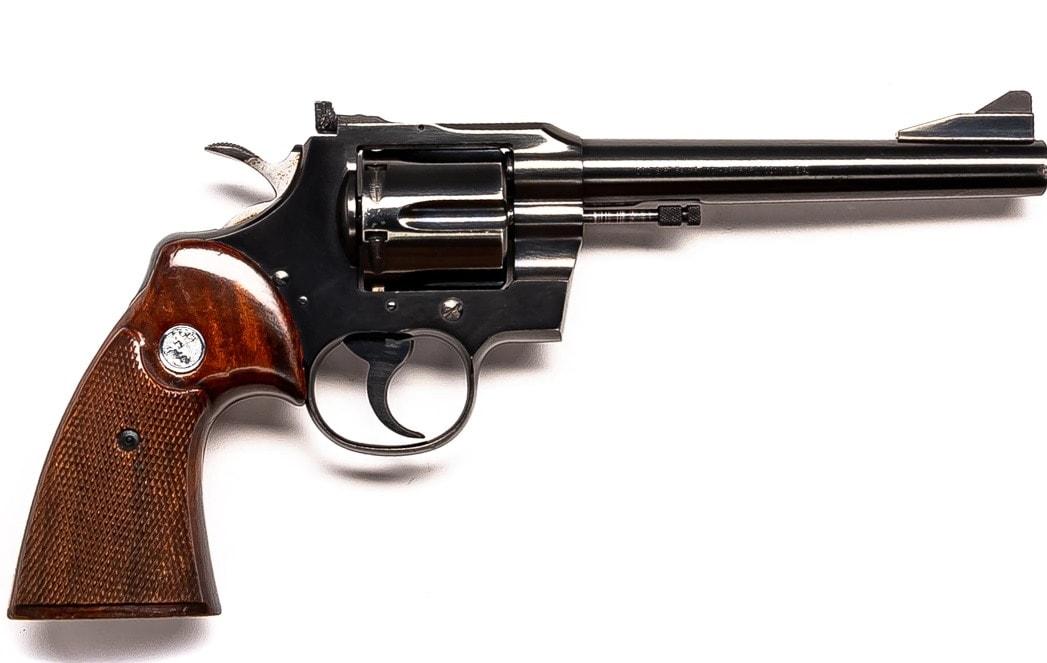 1966 Colt Trooper 6 inch 357 a