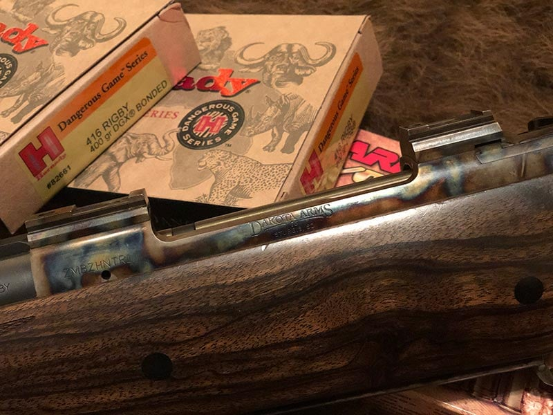 Dakota Arms Model 76