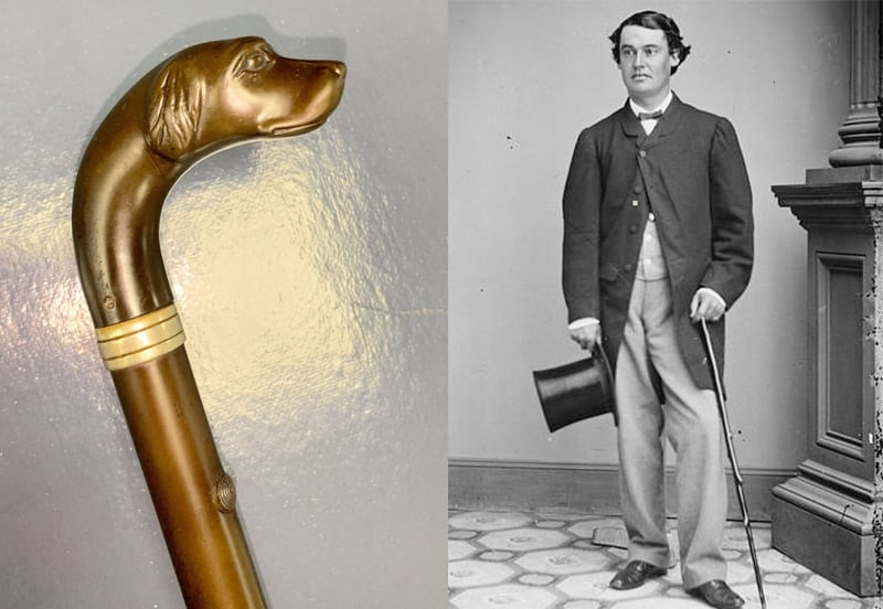 Seven Great Father's Day Gift Ideas gun cane