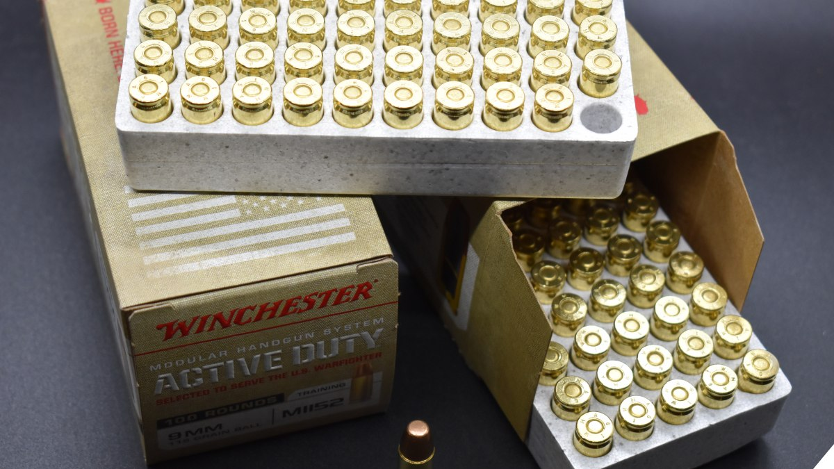 9mm Winchester