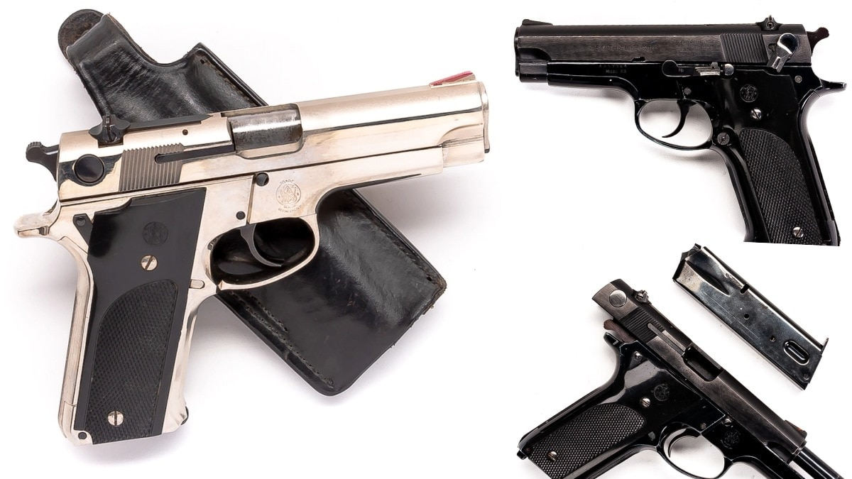 Classic Wonder Nine Smith & Wesson Model 59