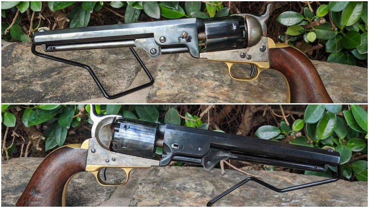 Colt Navy 3rd Model