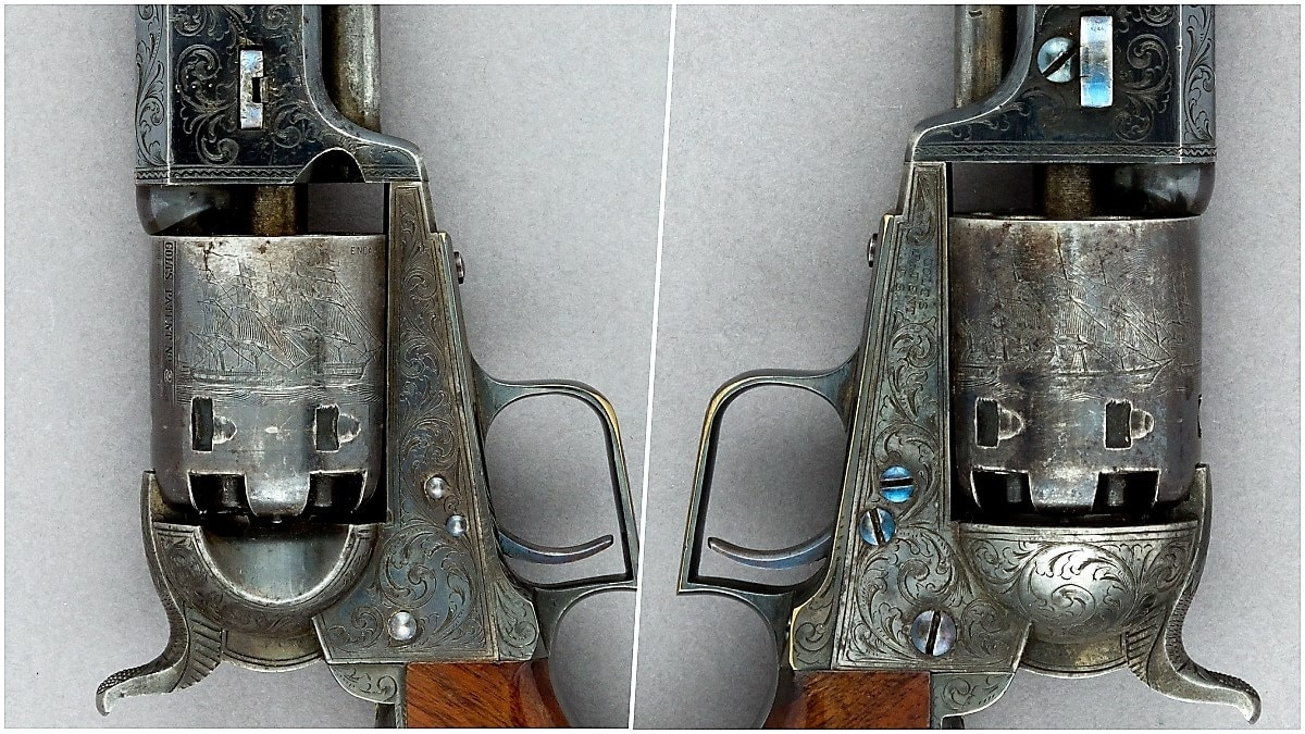 Colt Navy Serial no 2