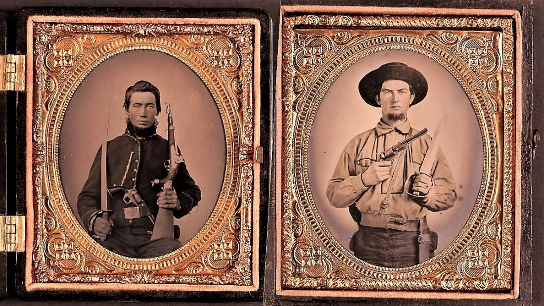 Colt Navy used on both sides of Civil War