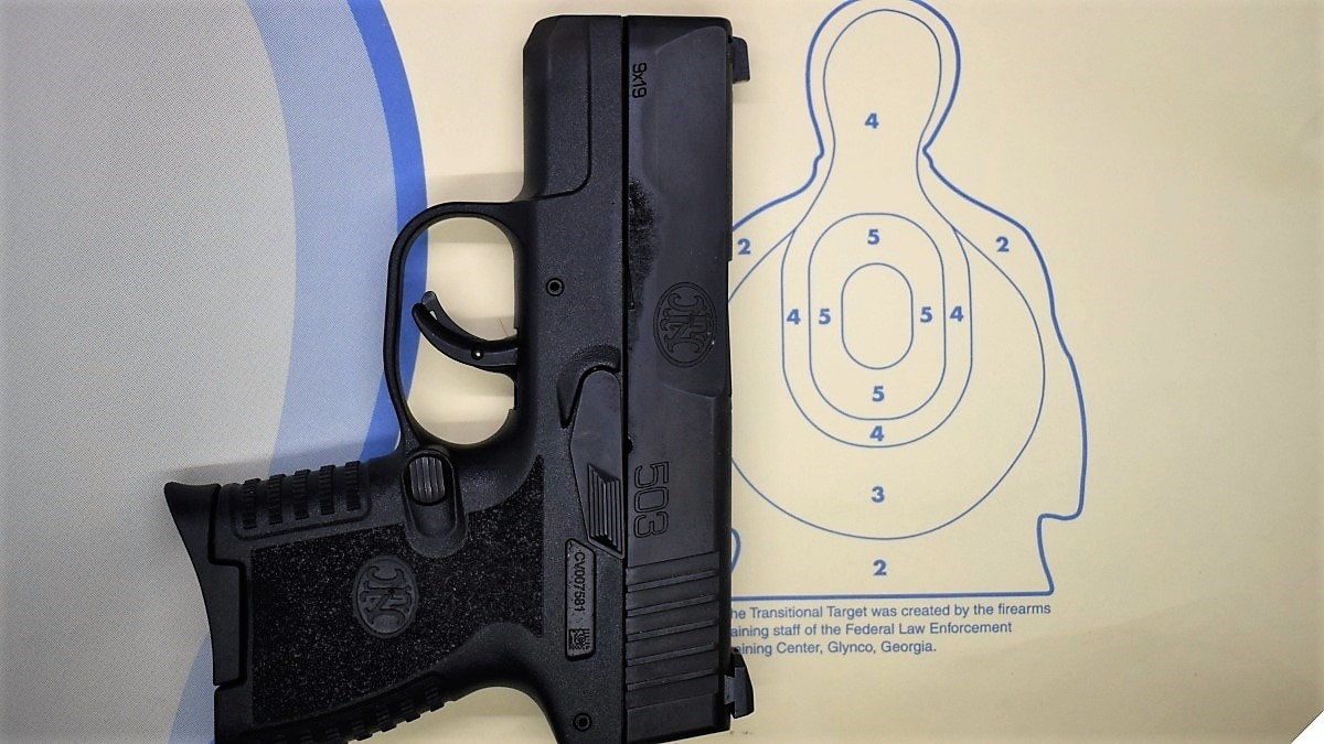 Gun Review: The New FN 503 Micro Compact After 500 Rounds