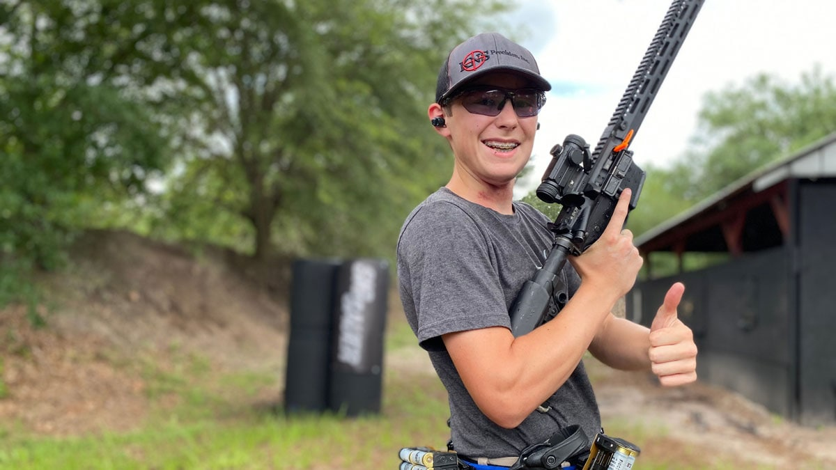 Report from 2020 Sig Sauer Multi-Gun Nationals