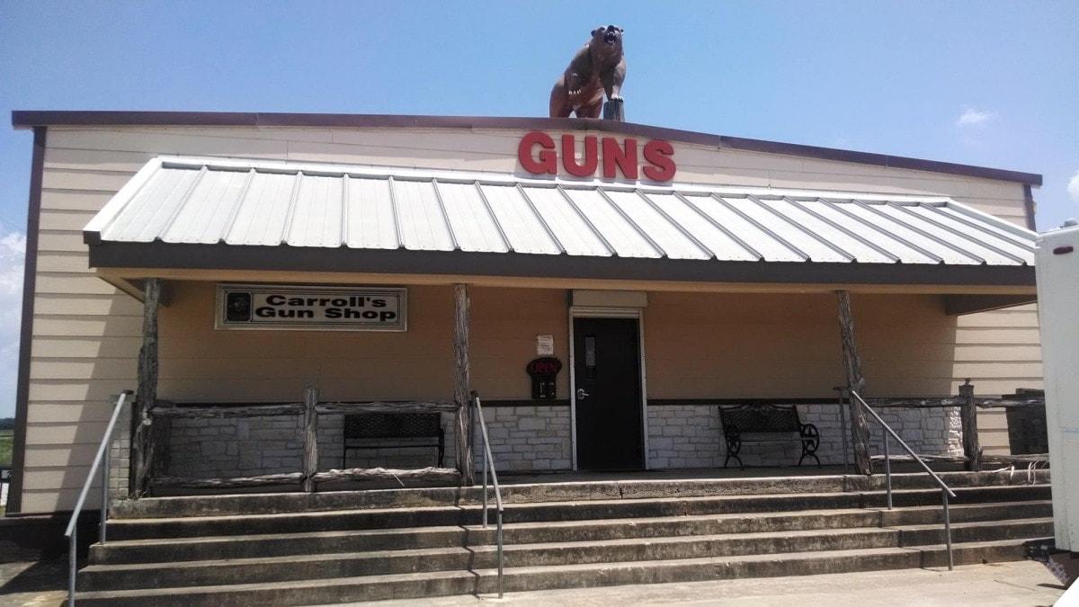 Dealer Spotlight: Carroll's Gun Shop in Wharton, TX