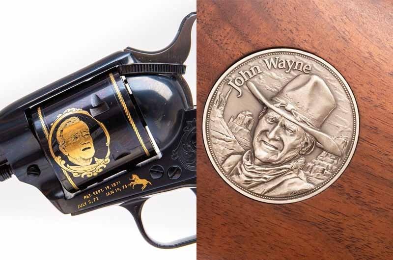 John Wayne Guns