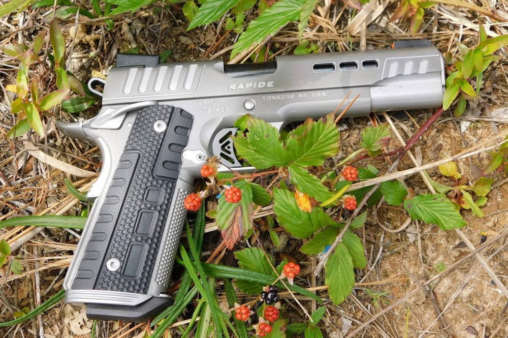 Kimber Rapide Black Ice 10mm (2)