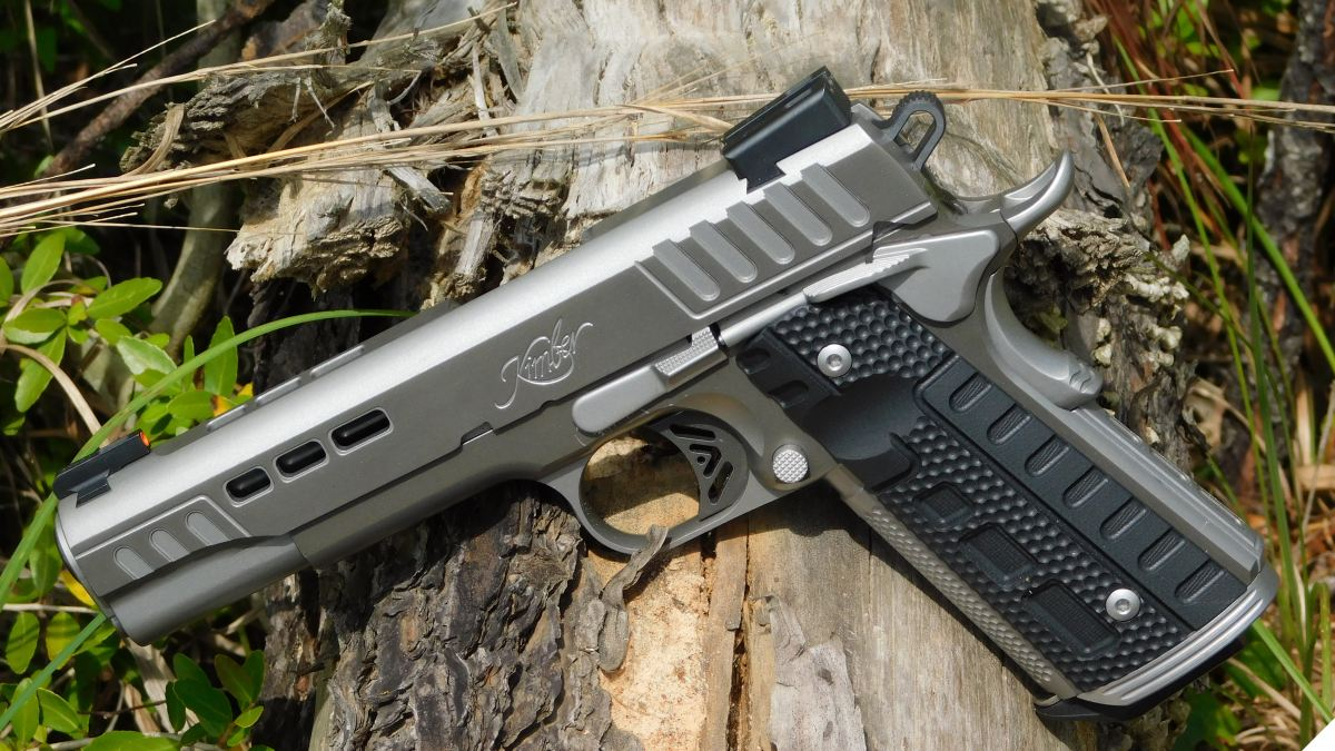 Gun Review: Testing Out the New Kimber Rapide Black Ice