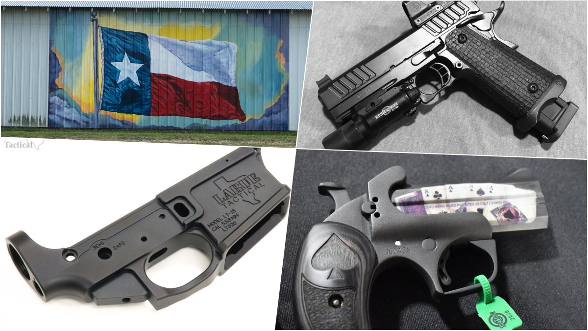 Lone Star Guns: Texas Produces Some Great Firearms