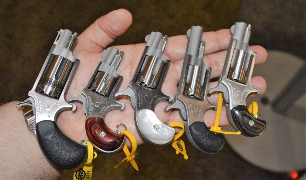 NAA Mini Revolver variety