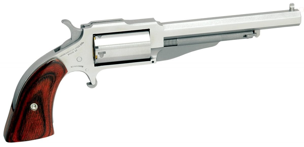 North American Arms Earl 1860 series