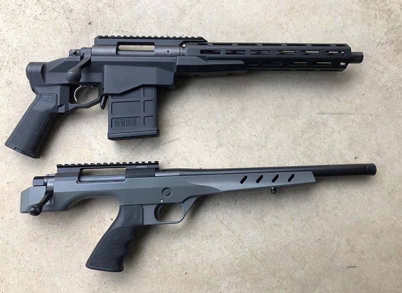 Nosler versus Remington