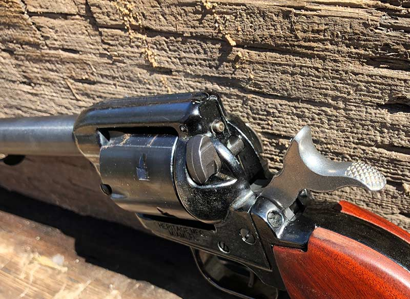Heritage 16-inch Rough Rider