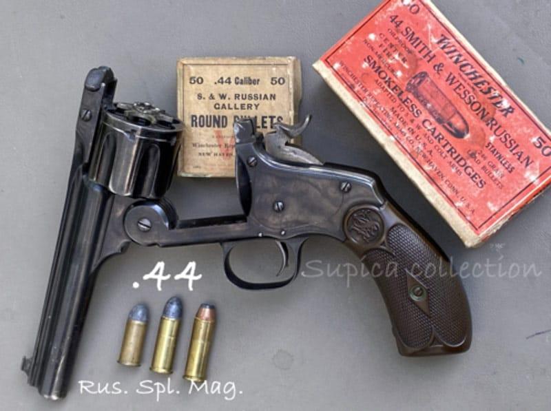 SW .44 Russian