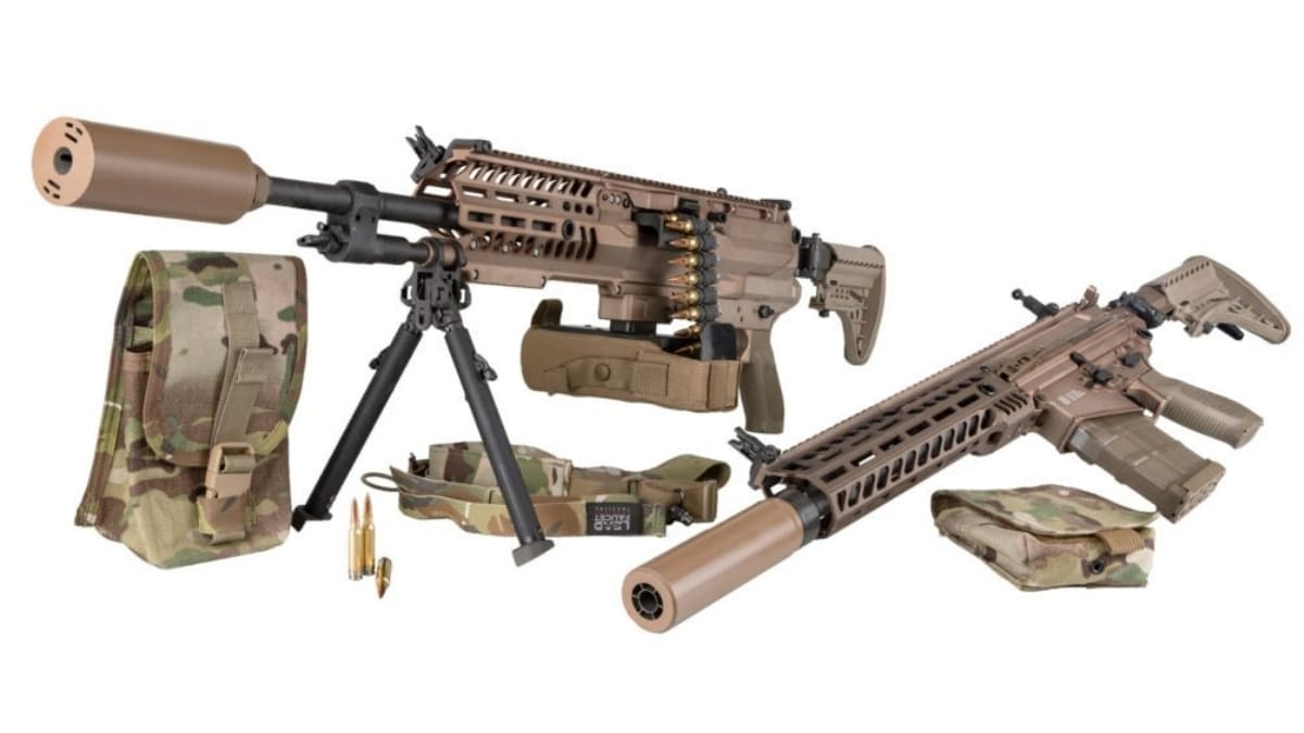 Sig Sauer Supplies Next Generation Squad Weapon Prototypes to Army