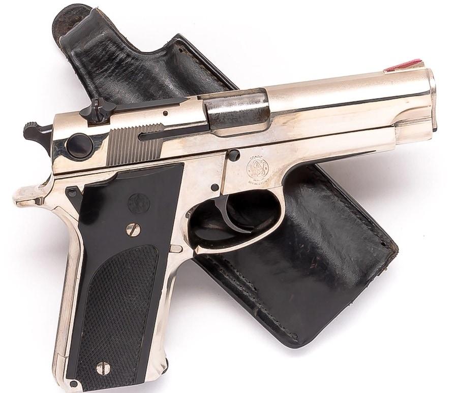 Smith 59 nickel