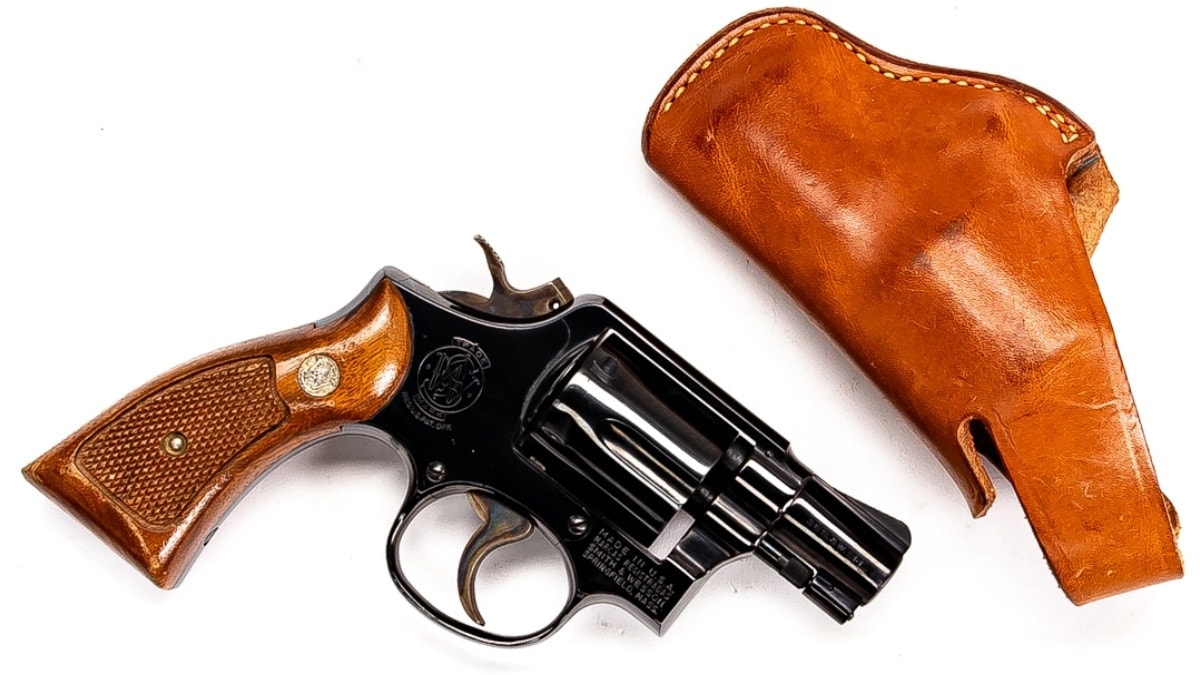 Smith Wesson 10-4 snub holster file