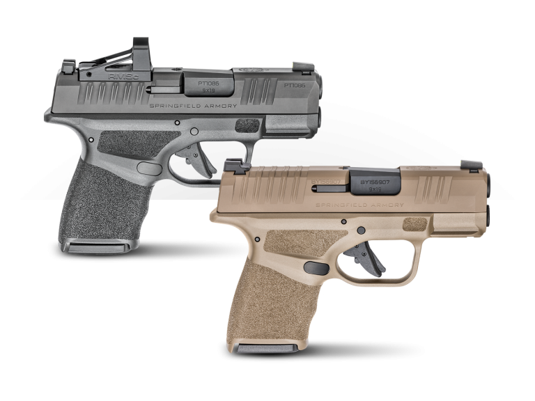 Springfield armory hellcat variants