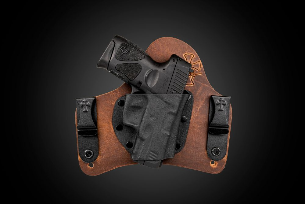 Taurus G3c compact in Crossbreed holster