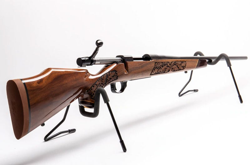 Weatherby rifle