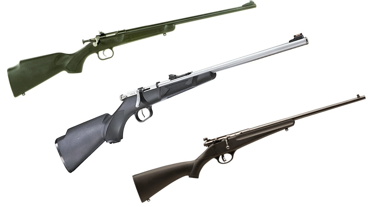 Youth Bolt Action