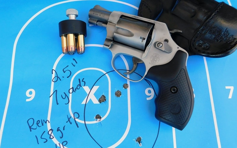 The 637 is One of S&W's Most Popular Carry Revolvers