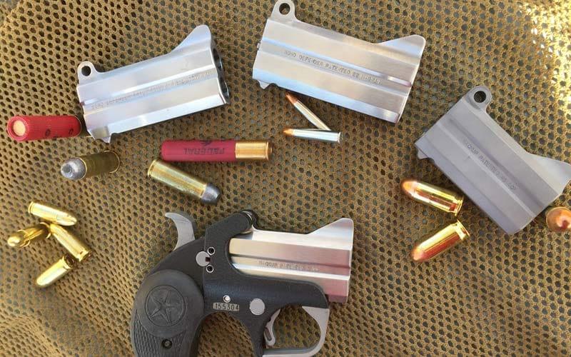 Bond Arms Backup Derringer Has Got Your Six