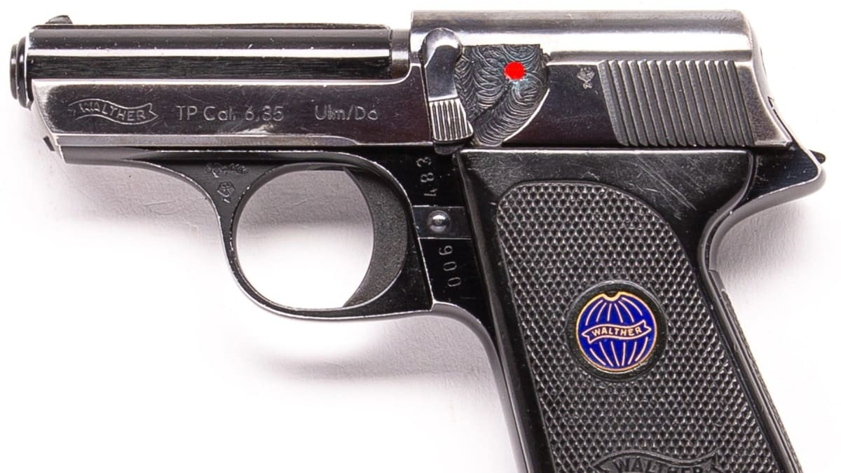 1960s Curiosity: The Scarce Walther TP Pistol