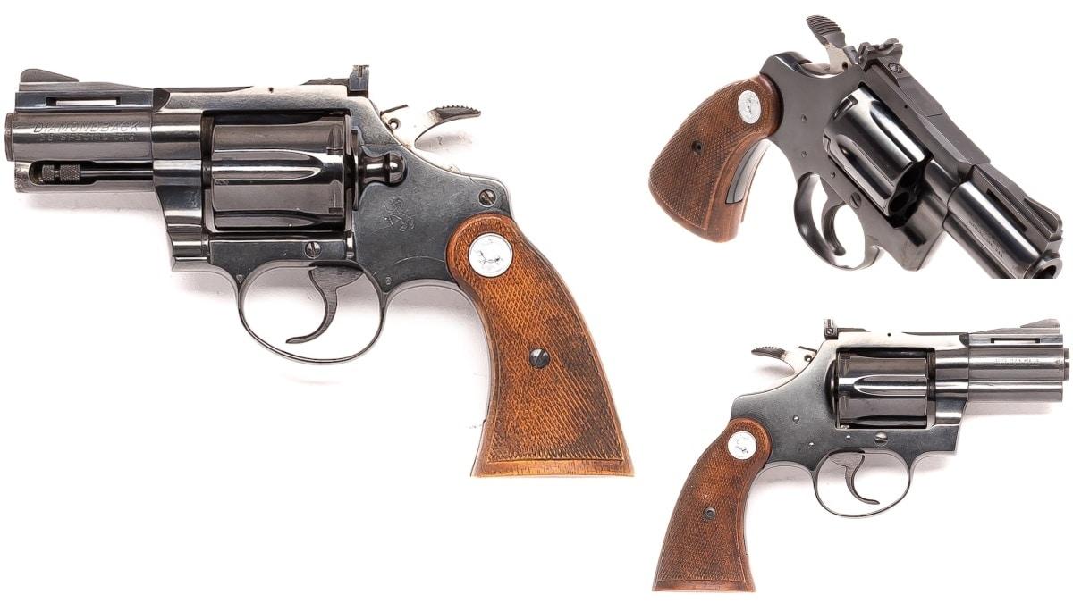 1968 Colt Diamondback 2.5in