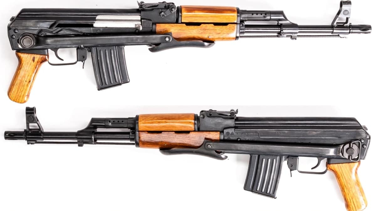 1989 Time Machine: The Rarely-Seen Norinco Type 84S in .223