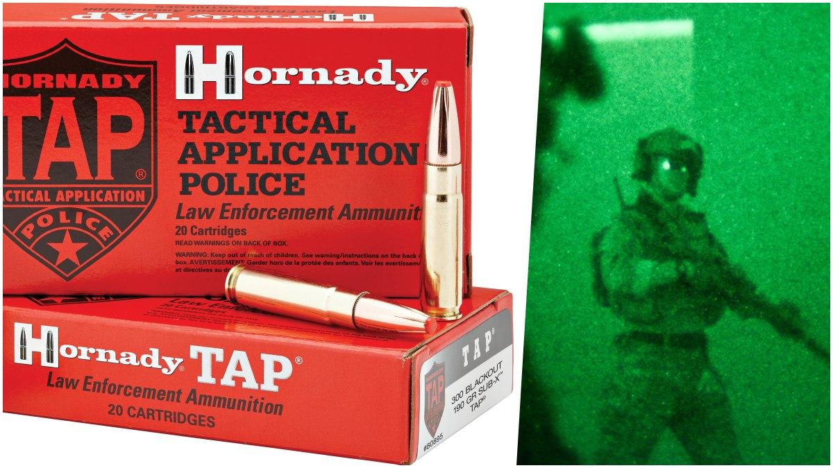 Hornady Tap