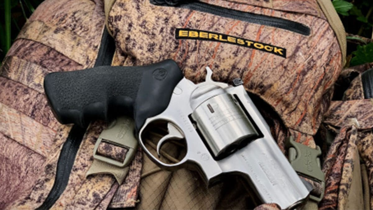 Why You Need a Good Hiking Revolver