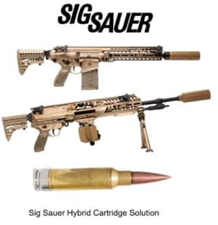 Next Generation Squad Weapons NGSW Sig Sauer