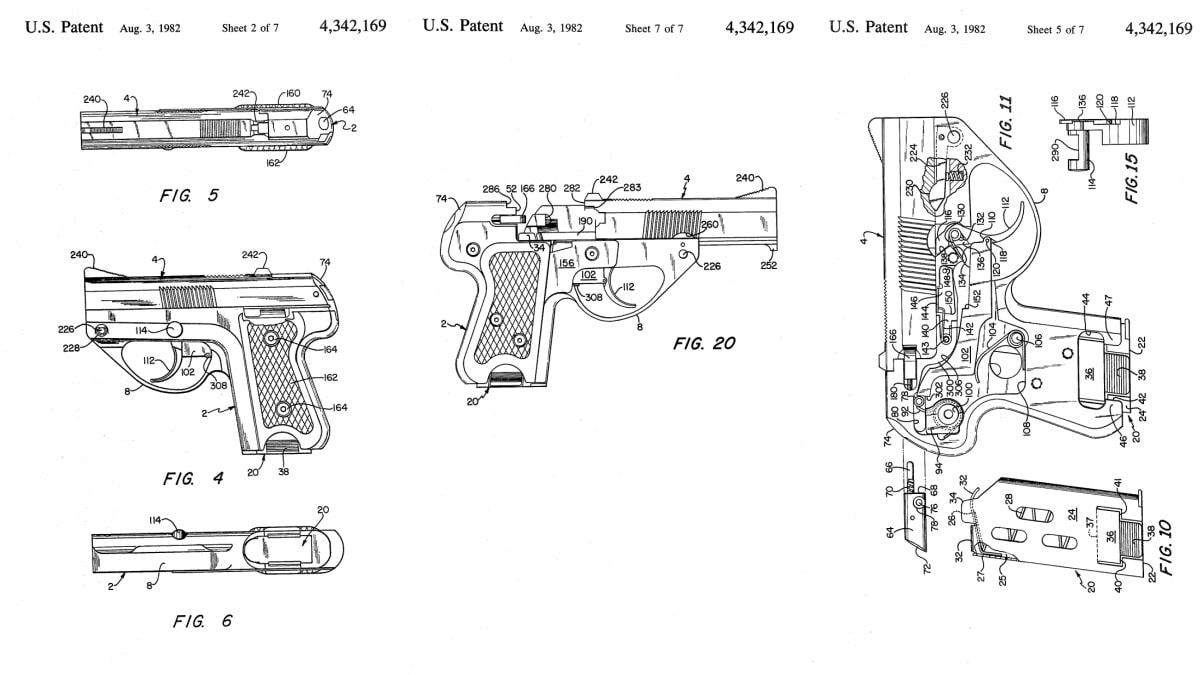 Semmerling LM-4 Litchman patents