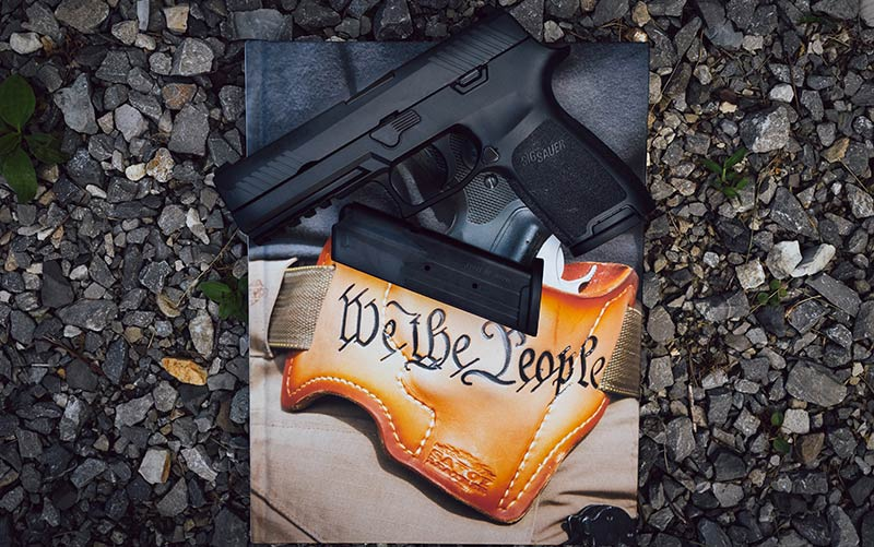 We The People Book Sig P320