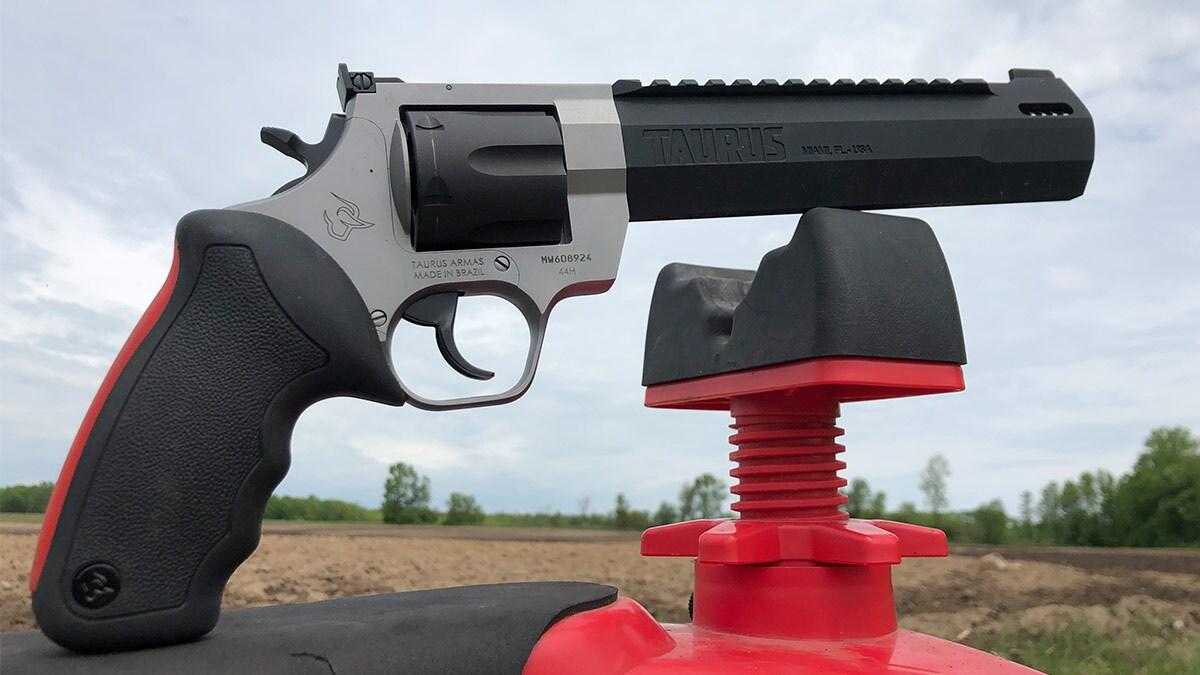 Taurus Raging Hunter: A Lightweight Large-Frame .44 Magnum